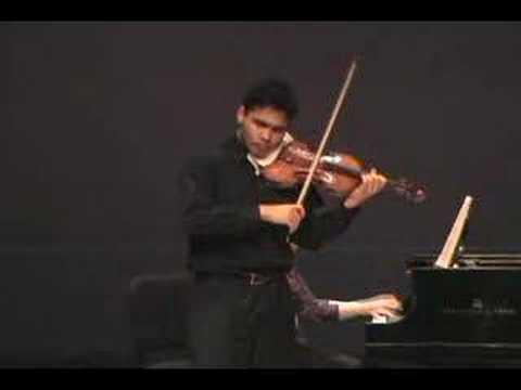 Eric Silberger - Vitali Chaconne