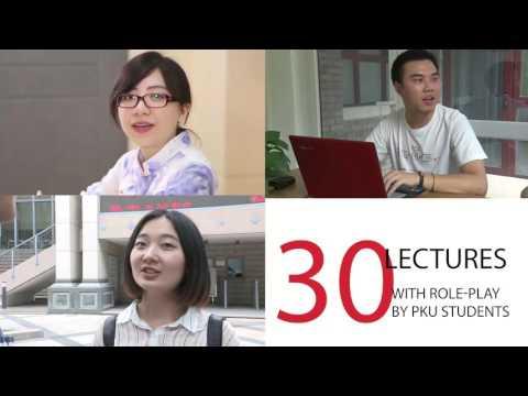 Chinese HSK 1 (beginners) on Coursera by Peking University