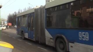 Валидаторы в общественном транспорте