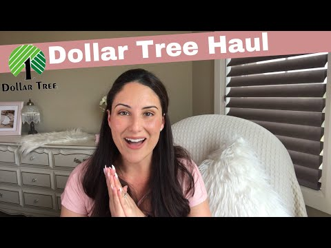 Dollar Tree Haul|What's New At Dollar Tree?|Classy Crafting & Parcels