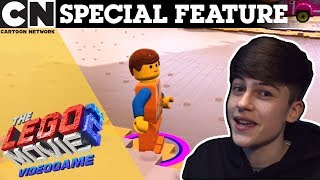 The LEGO Movie 2 Videogame | Gameplay with Fruity | Ad Feature: WB Sponsored | Cartoon Network 🇬🇧
