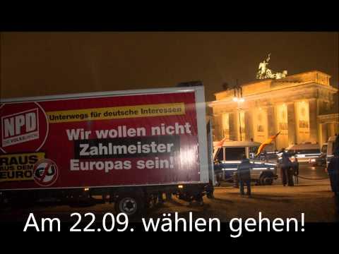 Berliner Radio-Wahlwerbespot Bundestagswahl 2013