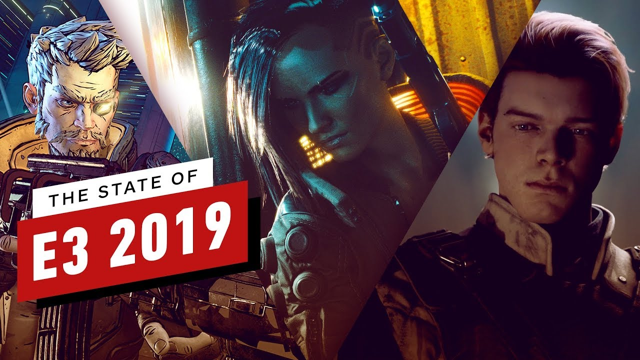 Ign E3 2019 Schedule The State of E3: What to Expect From E3 2019   YouTube