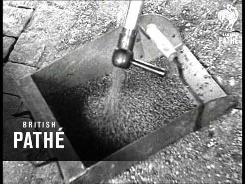 Soviet Grain To Slovakia (1947)