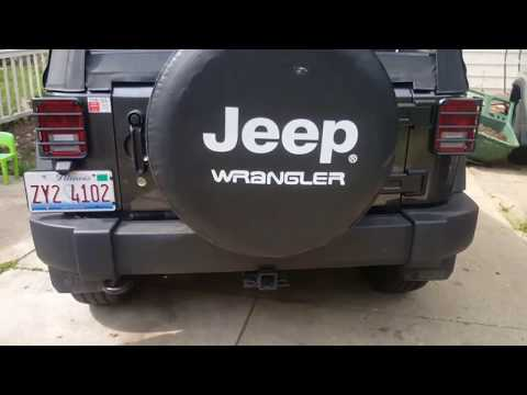 How To Delete a Muffler On Your Jeep JK
