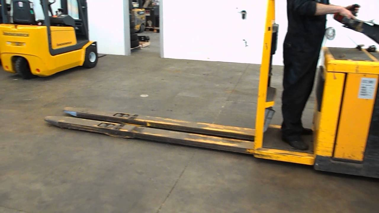 jungheinrich jungheinrich ece 20 g electric pallet truck. Black Bedroom Furniture Sets. Home Design Ideas