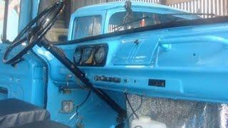 Тюнинг ЗИЛ 130  – модернизируем двигатель и салон своими руками + видео