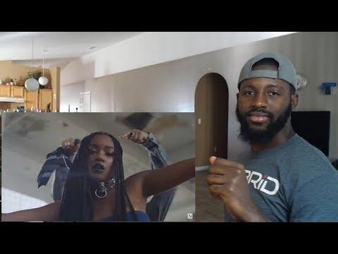 IZA - Pesadão (ft. Marcelo Falcão) Reaction Video