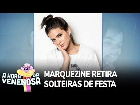 Bruna Marquezine manda retirar solteiras de camarote em festa