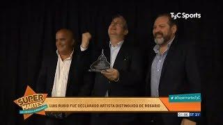 Supermartes - 8 Diciembre 2017 - #24 Con Gonzalo Bettini - Luis Rubio artista Rosario - Lo mejor