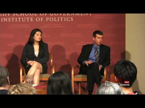 David Plouffe, Obama Campaign Manager, Visits Harvard
