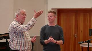 Mozart: Il Mio Tesoro | Don Giovanni • John Fisher Masterclass • BPYAP •  Snape Maltings