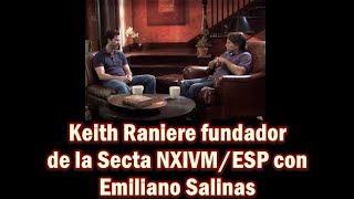 Emiliano Salinas rechaza relación con secta NXIVM, MIENTE TE PONGO PRUEBAS