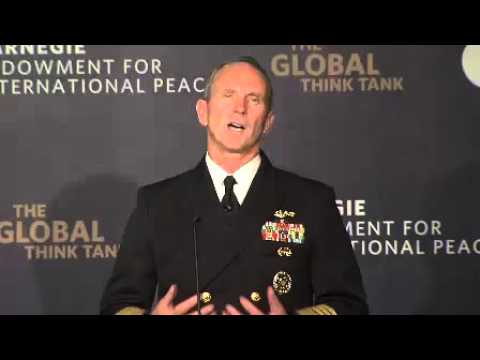 Admiral Greenert on the Asia-Pacific Rebalance