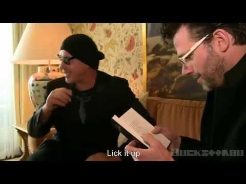 De Jakhalzen: Till Lindemann Interview (English Subtitles)