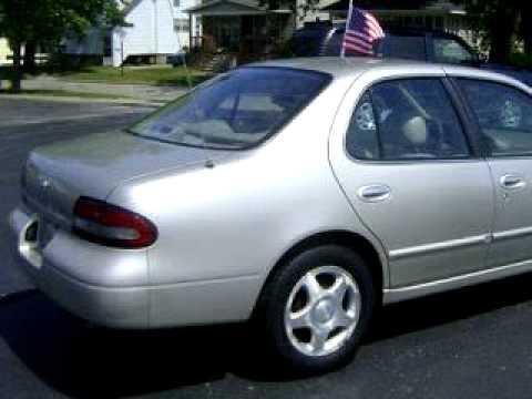 Sold 1996 Nissan Altima Gle 49417 Betten Auto Center