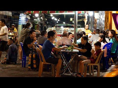 {PILOT EPISODE!}  Top 10 BEST Street Food In Vietnam - Ho Chi Minh City!!!