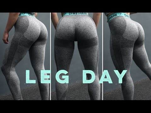 I'll Be Real | Leg Day