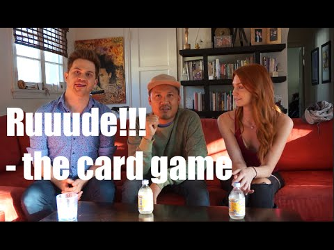 Ruuude Card Game! Kickstarter Outreach