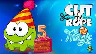 Cut the Rope: Magic (iOS/Android) Gameplay HD screenshot 3