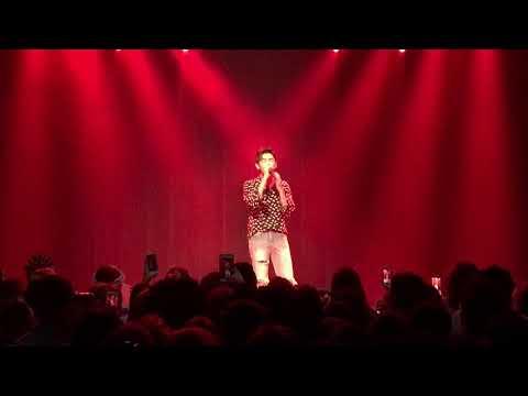 [170813] Eric Nam, 1st Live 2017, Atlanta - No Comment