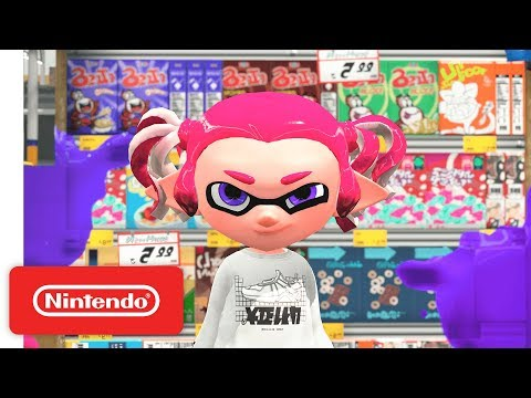 Splatoon 2 Huge Holiday Updates Nintendoswitch