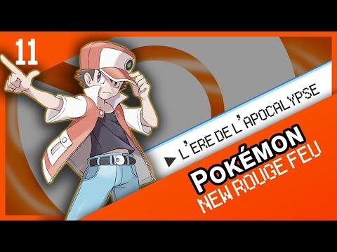 pokémon version new rouge feu - lère de lapocalypse extrême