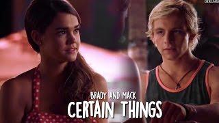 Brady and Mack - Certain Things thumbnail