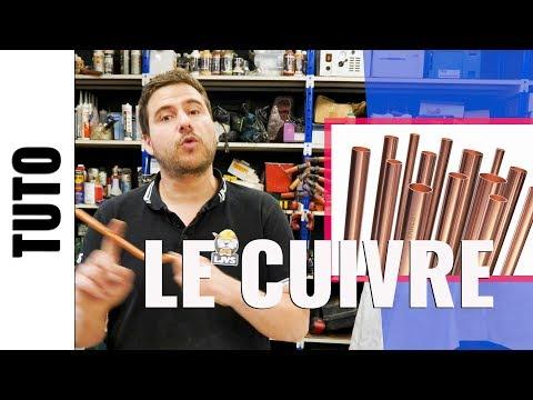 Le TUBE CUIVRE - Tuto Plomberie LJVS