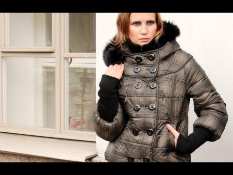 Зимняя женская куртка с натуральным мехом.НЕДОРОГО.