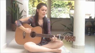 The Beatles - Here comes the sun (Arianne Ruas Acoustic Cover)
