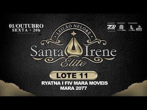 Lote 11   Ryatna 1 FIV Mara Moveis   MARA 2077