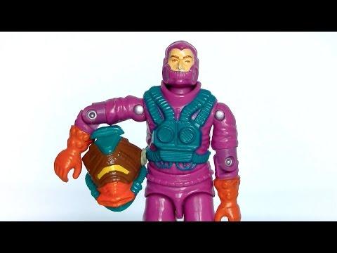 1988 Toxo-Viper (Cobra Hostile Environment Trooper) G.I. Joe review