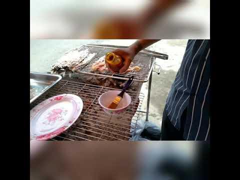 Cách làm gà nướng muối ớt thật đơn giản
