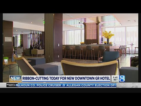 image for Inside state's first AC Hotel, now open in downtown GR
