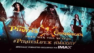 In Graphics: Pirates of the Caribbean 5 hacked by ransomewere, demand ransom from Disney
