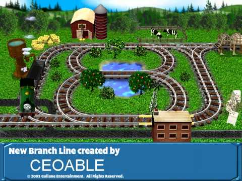 Thomas And Friends Building The New Line Game Online