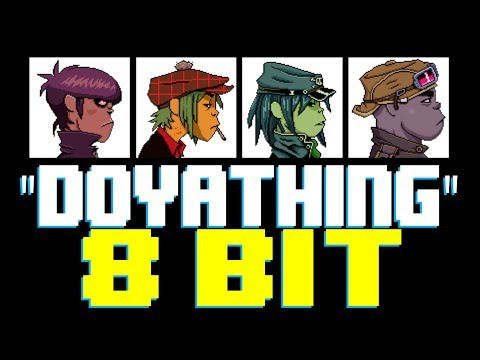 DoYaThing [8 Bit Tribute to Gorillaz] - 8 Bit Universe