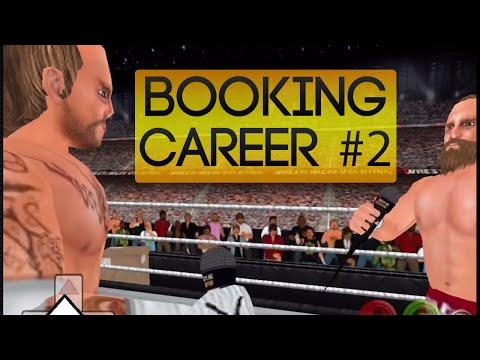 Wrestling Booker - Episode 2 (Wrestling Revolution 3D)