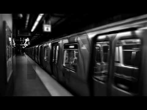 NYC Subway Train Sound Effects ASMR Ambience Soundscape