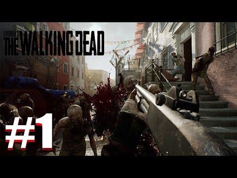 ¿El MEJOR juego de THE WALKING DEAD? | Overkill's The Walking Dead Gameplay #1 thumbnail