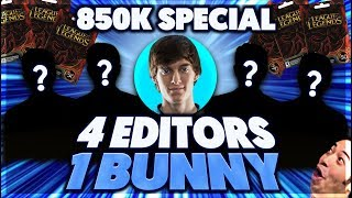 VOICE COMMS WITH ALL EDITORS | RP GIVEAWAY | 850K SUB SPECIAL - BunnyFuFuu