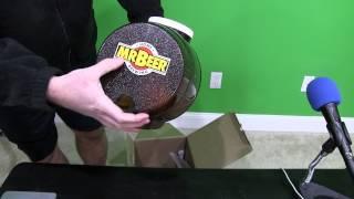 Mr. Beer Deluxe Edition Beer Kit Unboxing
