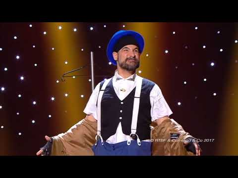 Visual Clown   Visual Comedy on TV  Gromic