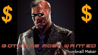 BATMAN ARKHAM KNIGHT Two Face Most Wanted Mission- Take Down Two face
