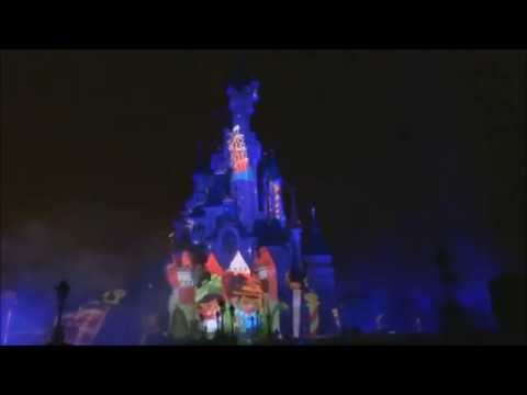 `Believe´ from The Polar Express. DLP Disney Dreams of Christmas version.