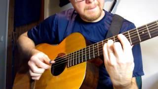 Fragile,  Finger style acoustic guitar