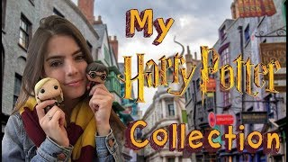 ASMR MY HARRY POTTER COLLECTION (english) to relax and help you sleep