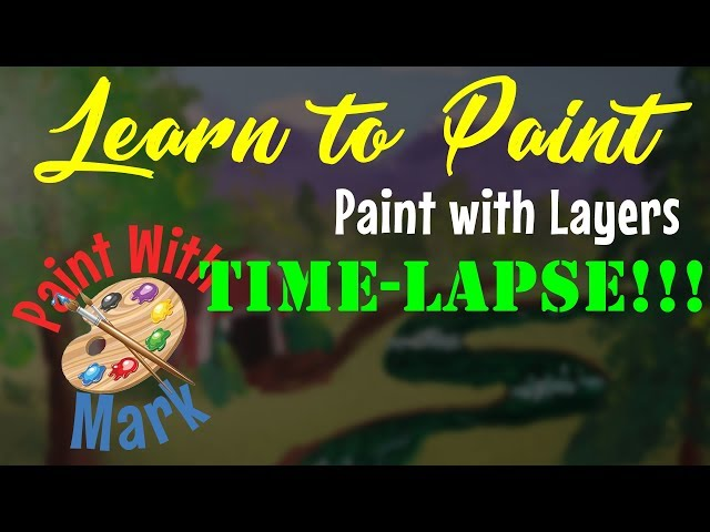 Time-lapse Painting