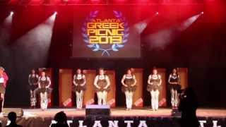 dst wins 2013 atlanta greek picnic 10 000 step show atlgreekpicnic